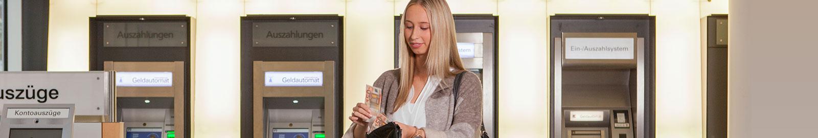 Geldautomaten G Volksbank Raiffeisenbank
